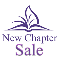 Different New Chapter Sale Specials each month!