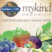 MyKind Organics by Garden of Life
