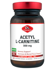 Acetyl L-Carnitine Page