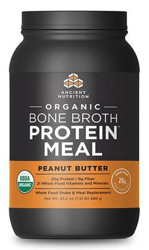 Bone Broth Protein Meal Organic Page