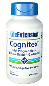 Cognitex with Pregnenolone Page