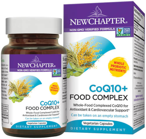 CoQ10 Food Complex Page