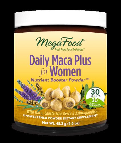 Daily Maca Plus Women Page