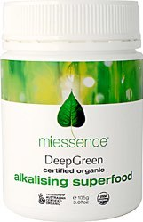 DeepGreen Alkalising Superfood Page