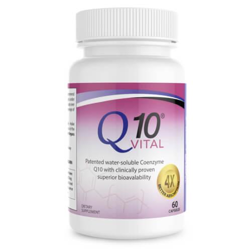 Divine Health CoQ10 Vital Ubiquinone Page