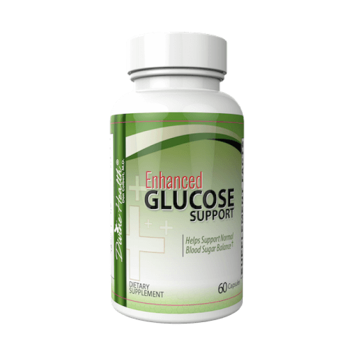 Divine Health Enhanced Glucose Support Page