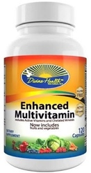 Divine Health Enhanced MultiVitamin Page