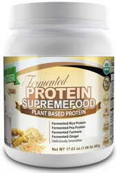 Divine Health Fermented Protein Supremefood Page