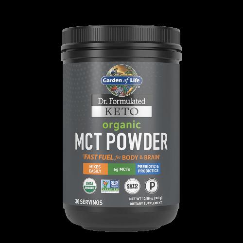 Garden of Life Dr Formulated Keto Organic MCT   10.58 oz Powder