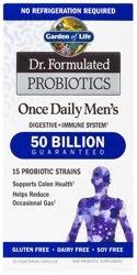 Dr Formulated Once Daily Mens Page