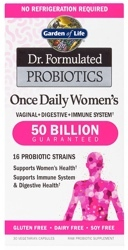 Dr Formulated Once Daily Womens Page