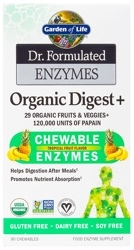 Dr Formulated Organic Digest Page