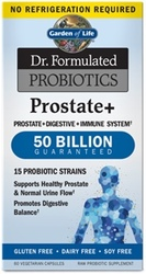 Garden of Life Dr Formulated Probiotics Prostate Plus  Shelf Stable 60 Capsules