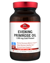 Evening Primrose Oil Page