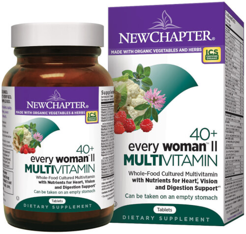 New Chapter Every Woman II  96 Tablets