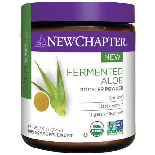 Fermented  Aloe Booster Powder Page