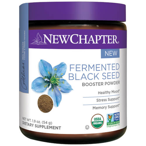 Fermented Black Seed Booster Powder  Page