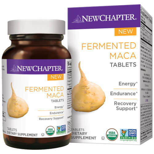 Fermented Maca Page