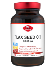Flax Seed Oil Page