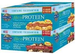 FucoProtein Bars Page