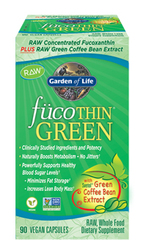 Garden of Life Fucothin Green  90 Capsules