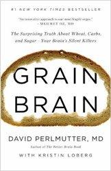 Books Grain Brain by Dr David Perlmutter  1 Paper back