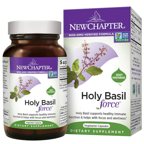 Holy Basil Force Page