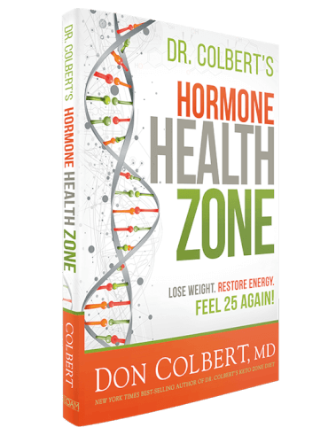 Dr Colbert Hormone Health Zone  by Dr Don Colbert