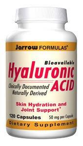 Jarrow Hyaluronic Acid  120 Capsules
