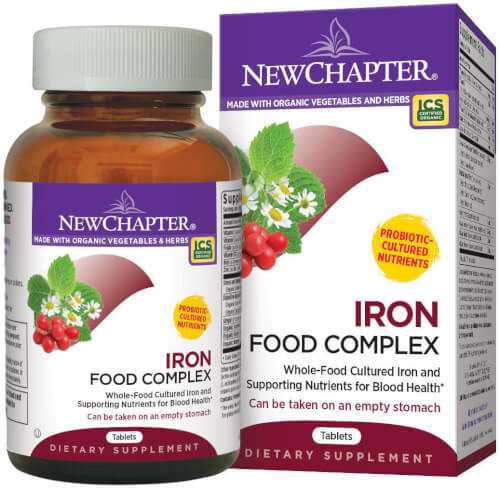 Iron Food complex Page
