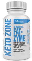 Dr Colbert Keto Zone Fat-Zyme  60 Capsules