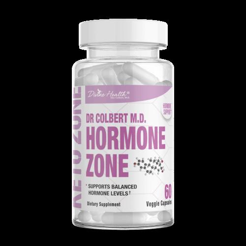Dr Colbert Keto Zone Hormone Zone  60 Capsules