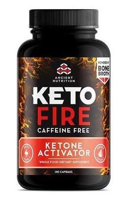 KetoFire Page