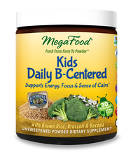 Kids Daily B-Centered Nutrient Booster Powder Page