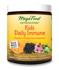 Kids Daily Immune Nutrient Booster Powder Page