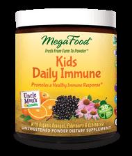 MegaFood Kids Daily Immune Nutrient Booster Powder  30 Servings