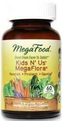 Kids N Us MegaFlora Page