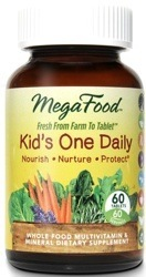 MegaFood Kids One Daily  60 Tablets