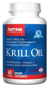Jarrow Krill Oil Omega-3 Complex with Astaxanthin 60 Softgels
