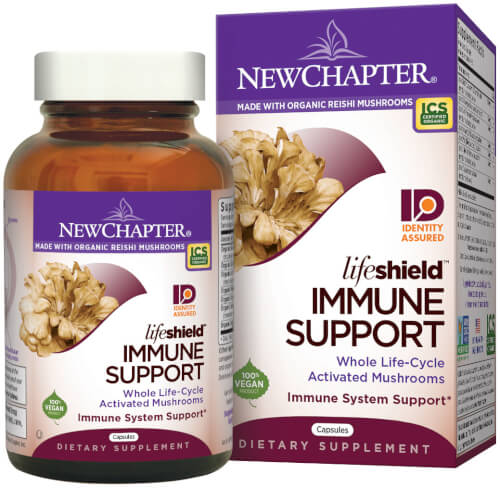 LifeShield Immune Support Page