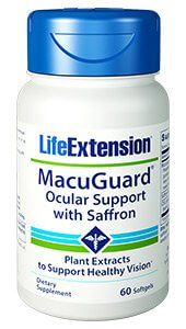 MacuGuard Ocular Support  Page