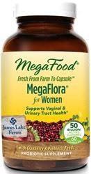 MegaFlora for Women Page