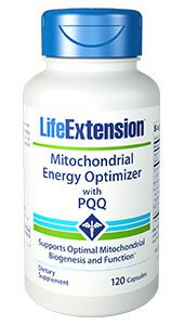 Mitochondrial Energy Optimizer with BioPQQ Page