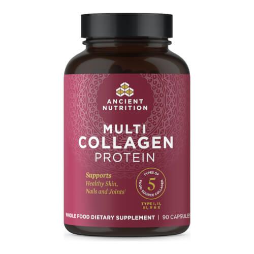 Ancient Nutrition Multi-Collagen Protein  90 Capsules