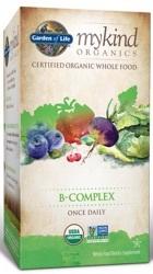 MyKind Organics B Complex Page