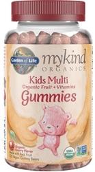MyKind Organics Kids Gummy Multi Page