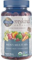 MyKind Organics Mens 40 Plus Gummy Multi Page