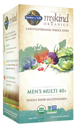 MyKind Organics Mens 40 Plus Multi Page
