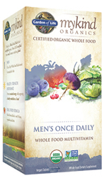 MyKind Organics Mens Once Daily Page