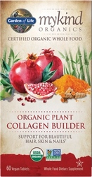 MyKind Organics Plant Collagen Builder Product Page